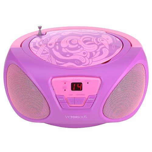 Sakar Victorious: CD Boombox