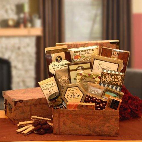 The Gourmet Sampler Gift Chest