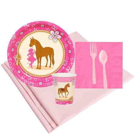 Western Cowgirl Party Party Pack (8)](Cowgirl Theme Party)