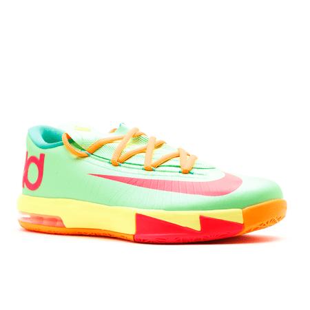 Nike - KD 6 (GS)  CANDY  - 599477-300 - Walmart.com 2cfd602a9
