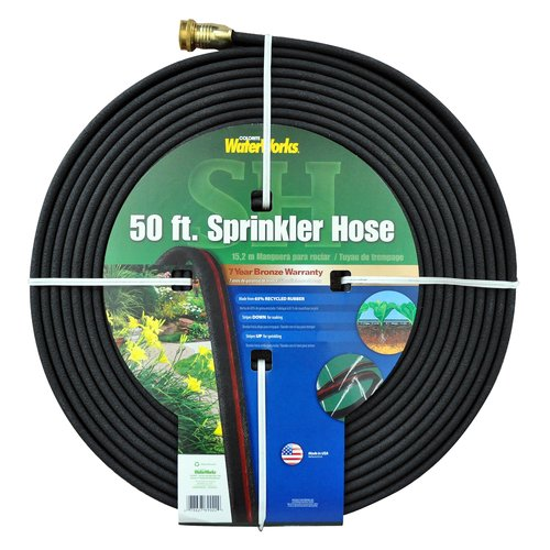 Colorite WaterWorks 50' Sprinkler Hose