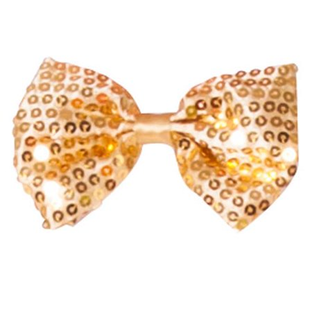 Good Dress Up (Dress Up America 689 Gold Sequined Bow)