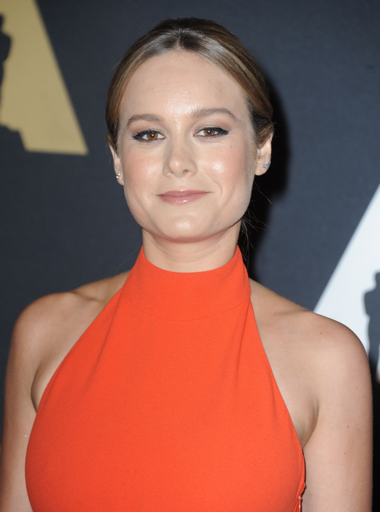 Brie Larson At Arrivals For Academys 7Th Annual Governors Awards 2015 Part 2 Canvas Art... by Supplier Generic