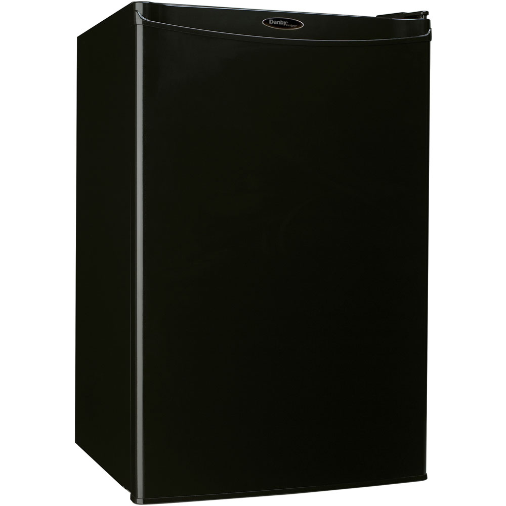 Danby Designer 4.4 cu ft Compact All Refrigerator, Black