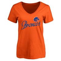 Boise State Broncos Women's Dora T-Shirt - Orange