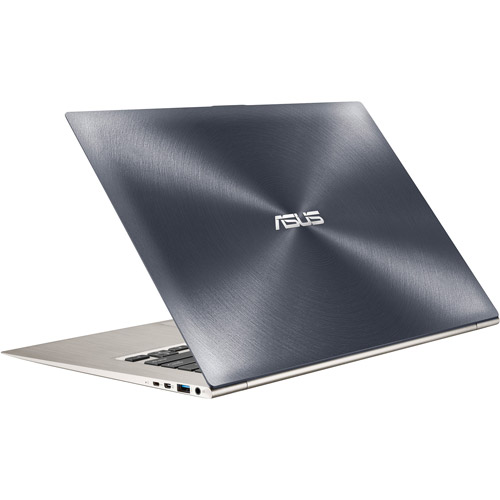 "Asus Gray 13.3"" UX31A-DH71 Ultrabook PC with Intel Core i7-3517U Processor and Windows 8 Operating System"
