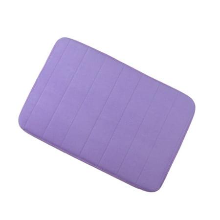 Memory Foam Absorbent Bath Non Slip Mat Rug Shower Carpet