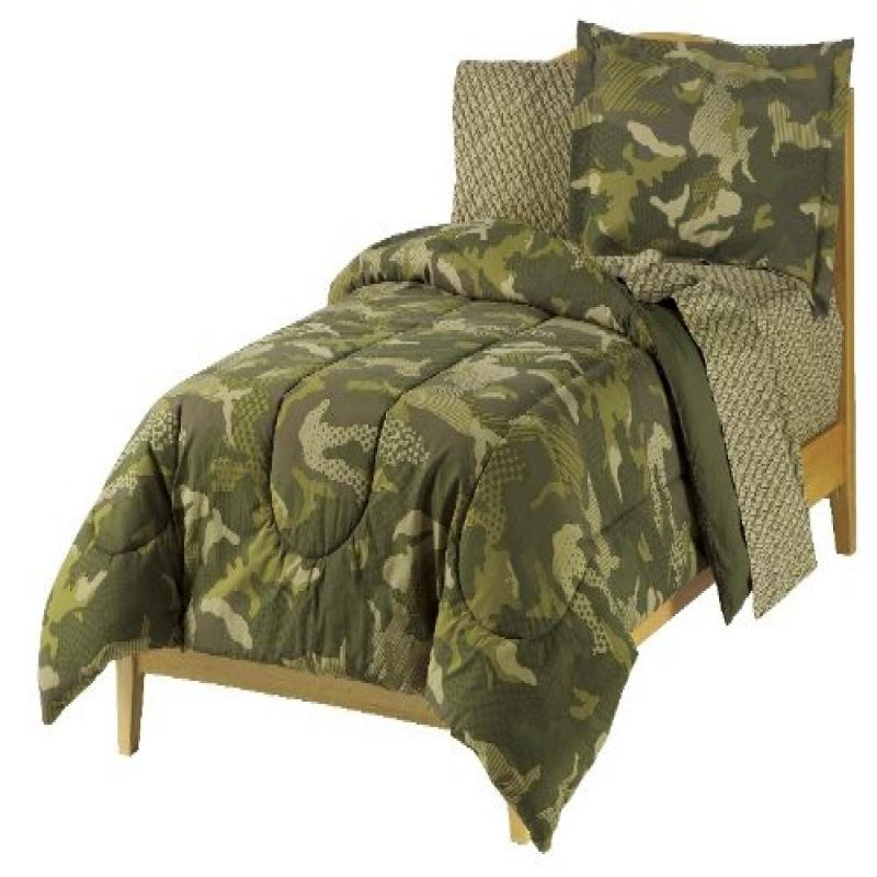 Geo Camo Bed in a Bag by CHF Industries Inc