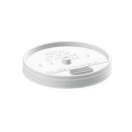 Transparent Plastic Sleeve (DCC 4JL 4 oz Plastic Lids, Cups, Translucent, 100 per Sleeve - Sleeves of)