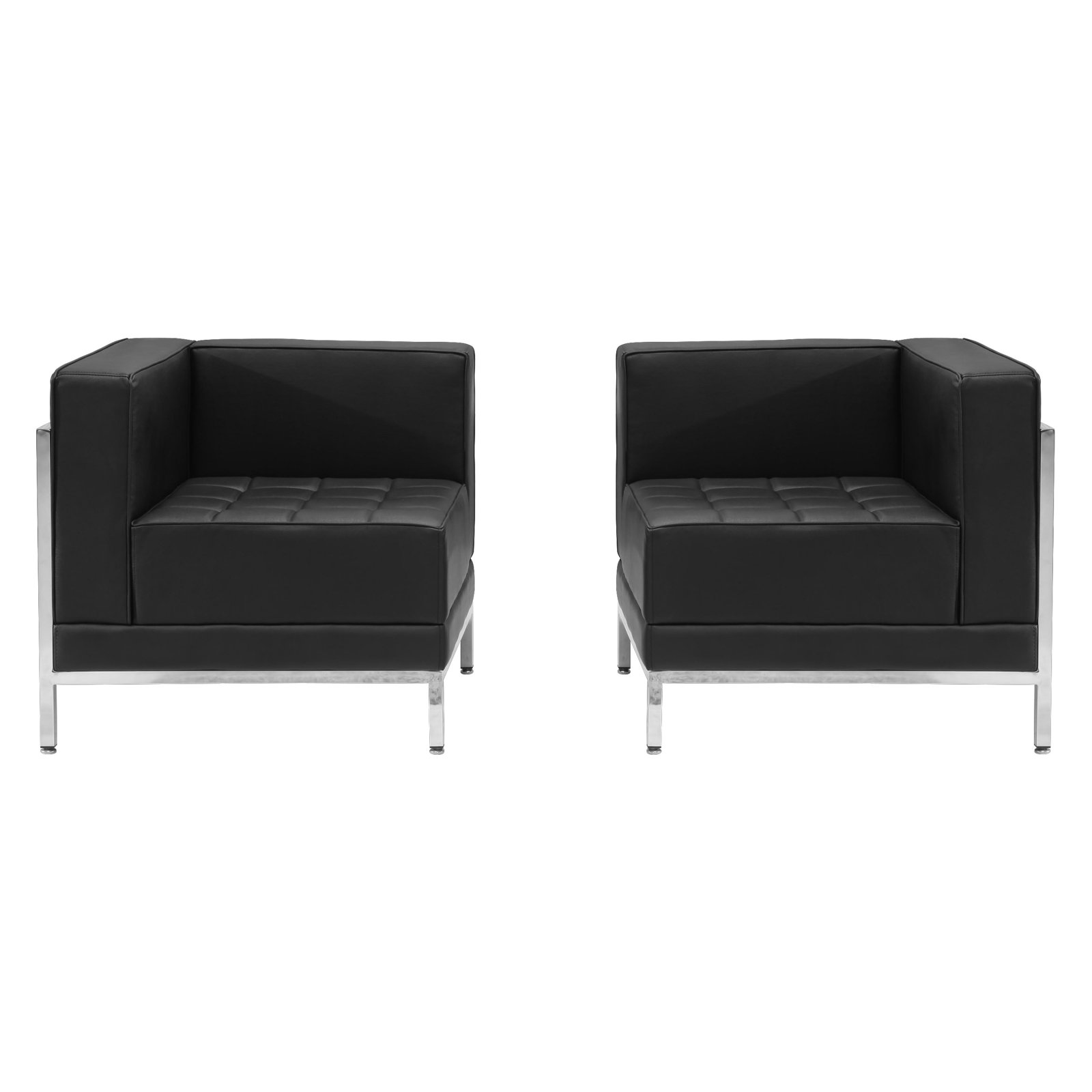 Flash Furniture Hercules IMagination Series 2 Piece Reception Chair Set by Office Furniture in a Flash