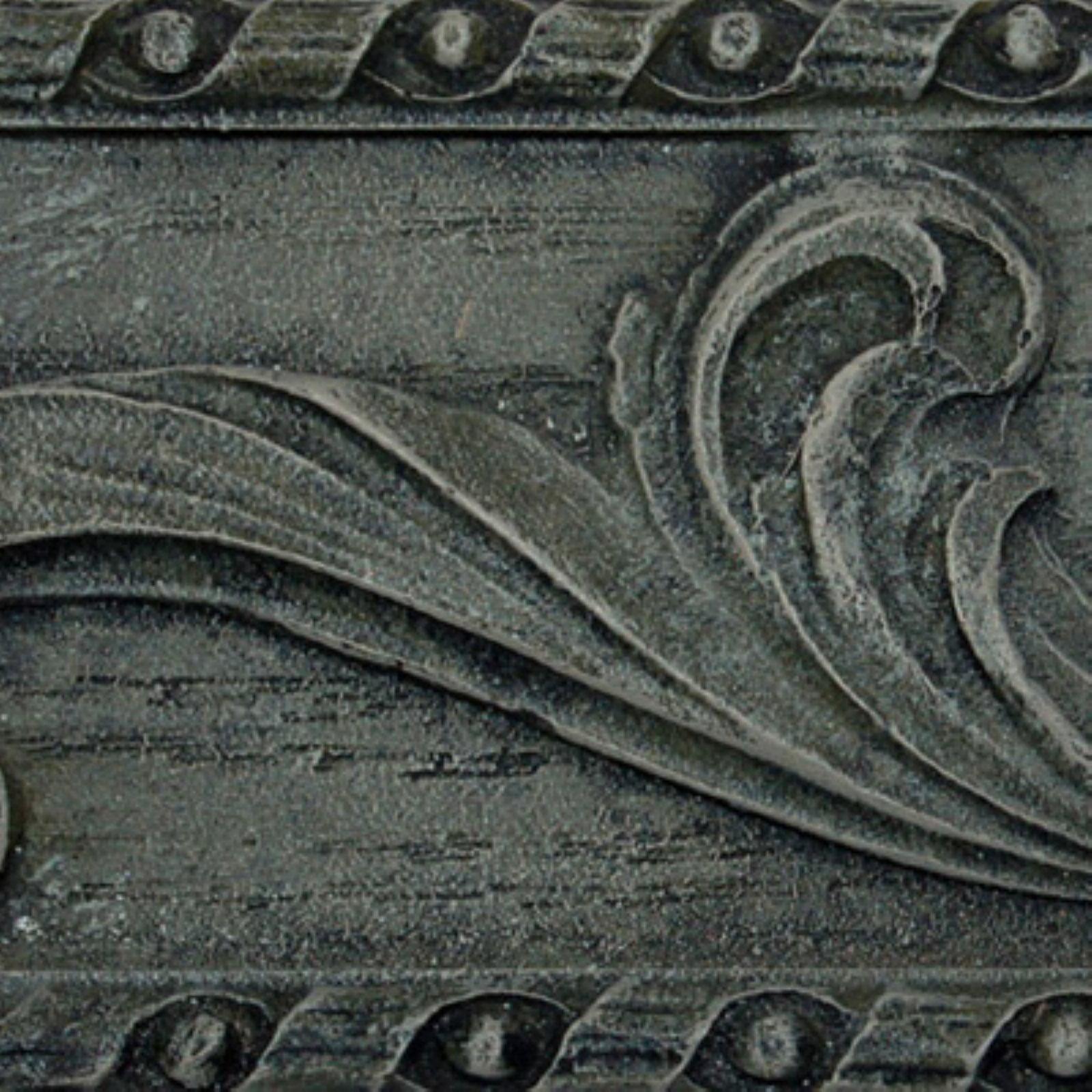 Acanthus Leaf Bird Bath