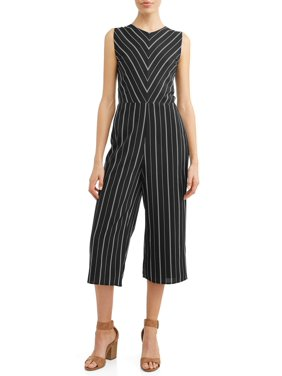 9c72f2c094d Product Image Women s Sleeveless Stripe Jumpsuit