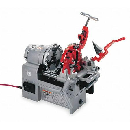 Rigid Pipe Threading Machine - Ridgid Pipe 1/4