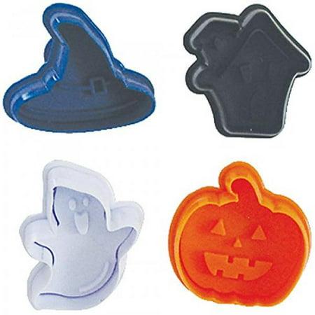 R & M International 494 Pastry/Cookie/Fondant Stamper, 3-Inch, Halloween Theme](Halloween Themed Bento)