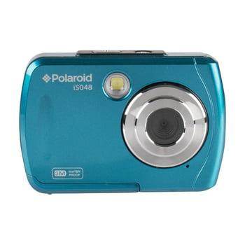 Polaroid iS048 16MP Waterproof Instant Sharing Digital Camera