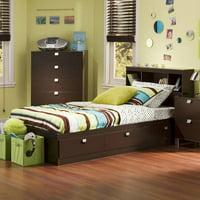 Brown Kids Storage Beds
