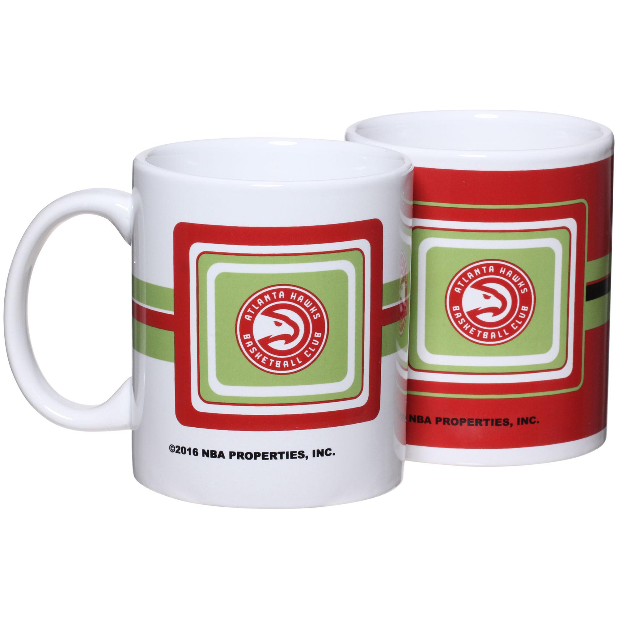 Atlanta Hawks 11oz. Two-Pack Mug Set - No Size