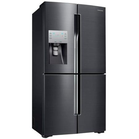 Samsung RF23J9011SG / RF23J9011SG/AA 22.5 cu. ft. Black Stainless Counter-Depth French 4-Door Flex Door Refrigerator