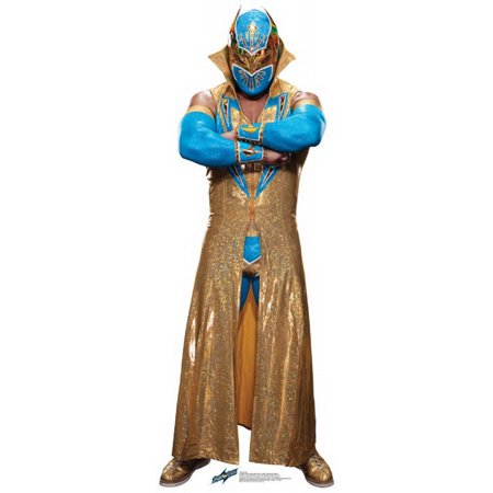 Sin Cara Costumes (Advanced Graphics 1195 Sin Cara - WWE- 67