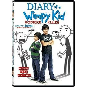 Diary Of A Wimpy Kid Rodrick Rules Blu Ray Walmart Com Walmart Com
