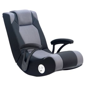 Awesome X Rocker X Pro 300 Black Pedestal Gaming Chair Rocker With Built In Speakers Ibusinesslaw Wood Chair Design Ideas Ibusinesslaworg