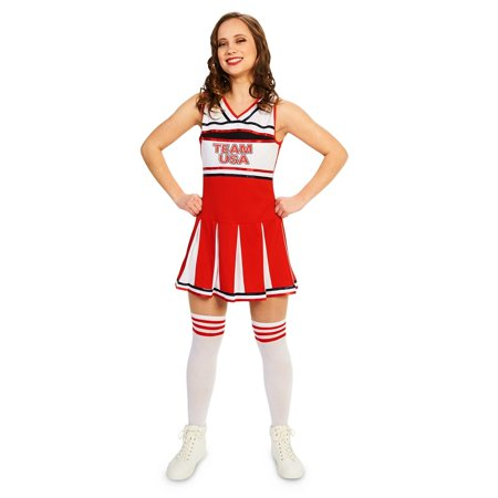 Sassy Team Cheer Adult Costume](Best Team Costume Ideas)