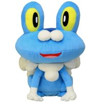 Takara TOMY Pokemon Reply.! Chat Froakie (Keromatsu)