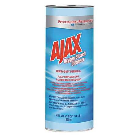 Ajax Bathroom Cleaner Canister Pk 24