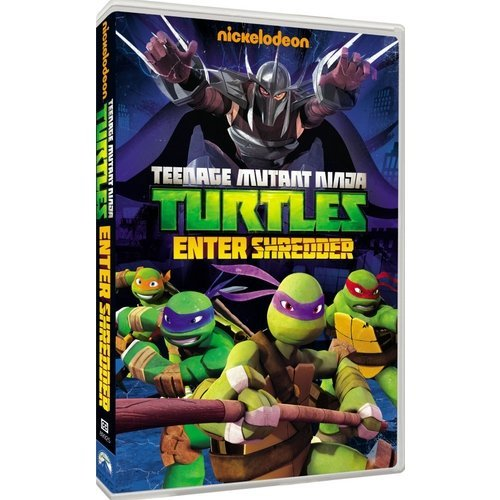Teenage Mutant Ninja Turtles: Enter Shredder (With INSTAWATCH) (Full Frame)