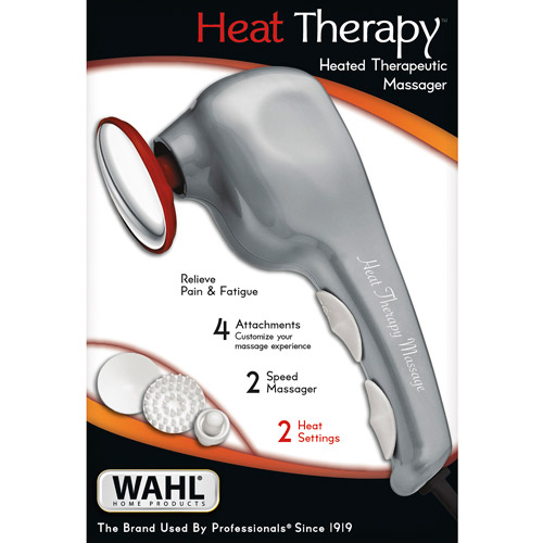 WAHL Heat Therapy Therapeutic Massager, Model 4196-1201