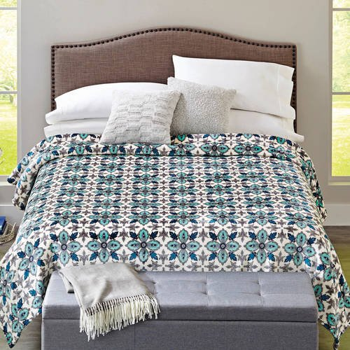 Better Homes And Gardens Velvet Plush Blanket Walmart Com