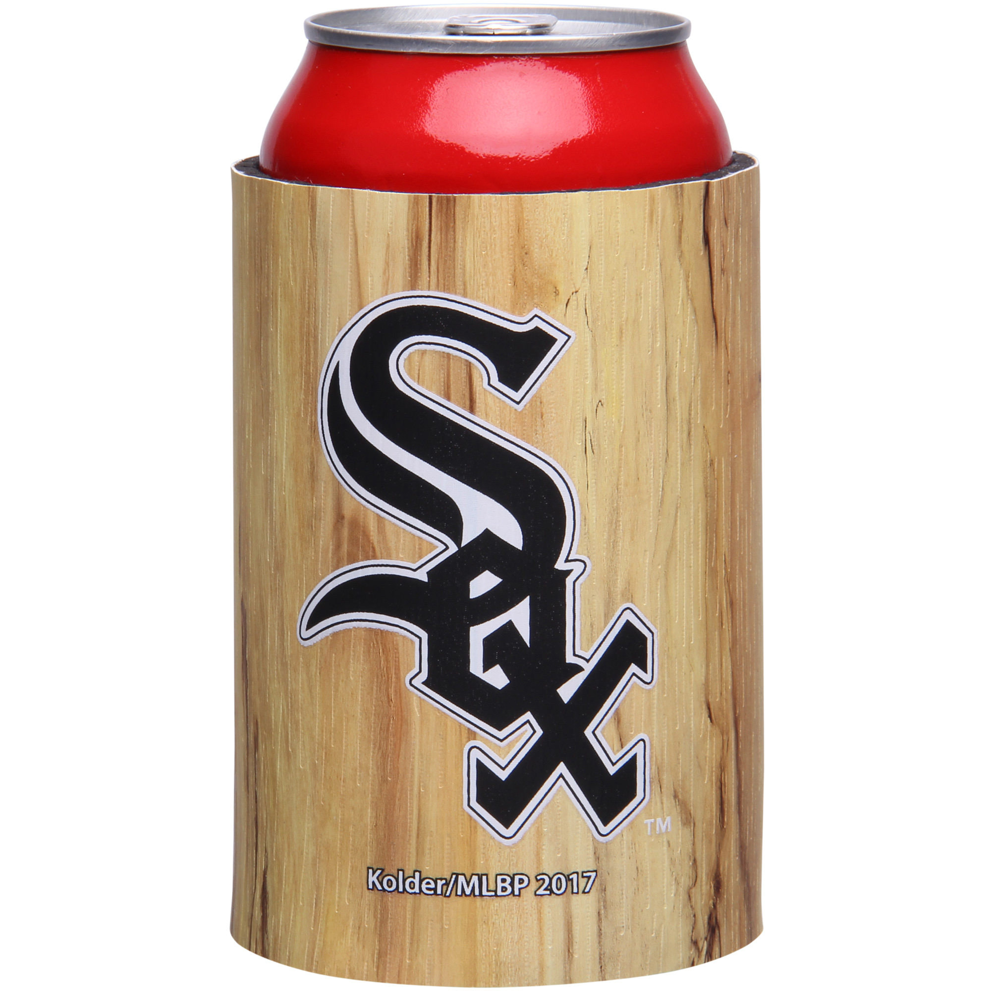Chicago White Sox Woody Beverage Insulator - No Size