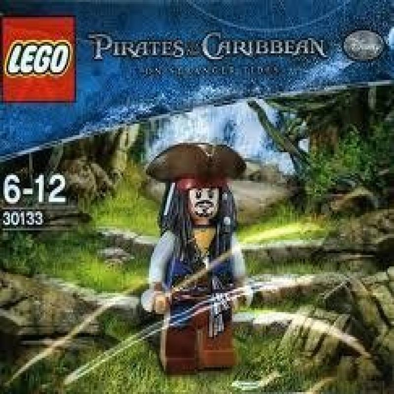 Lego Disney Pirates of the Caribbean 30133 Jack Sparrow