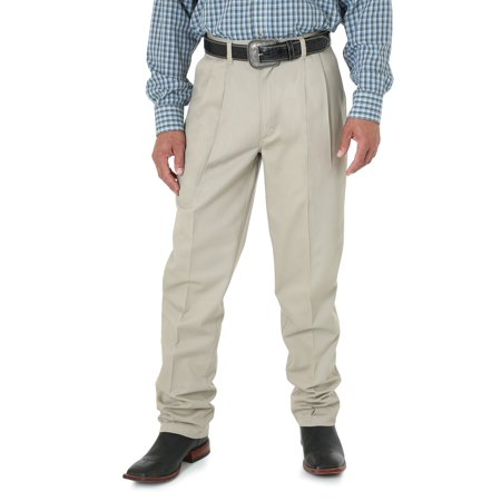 Wrangler Western Riata Pleated Front Casuals (Riata Casual Pants)