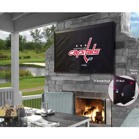 Washington Capitals Locker Room - NHL TV Cover by Holland Bar Stool, Washington Capitals - 60'' x 37''