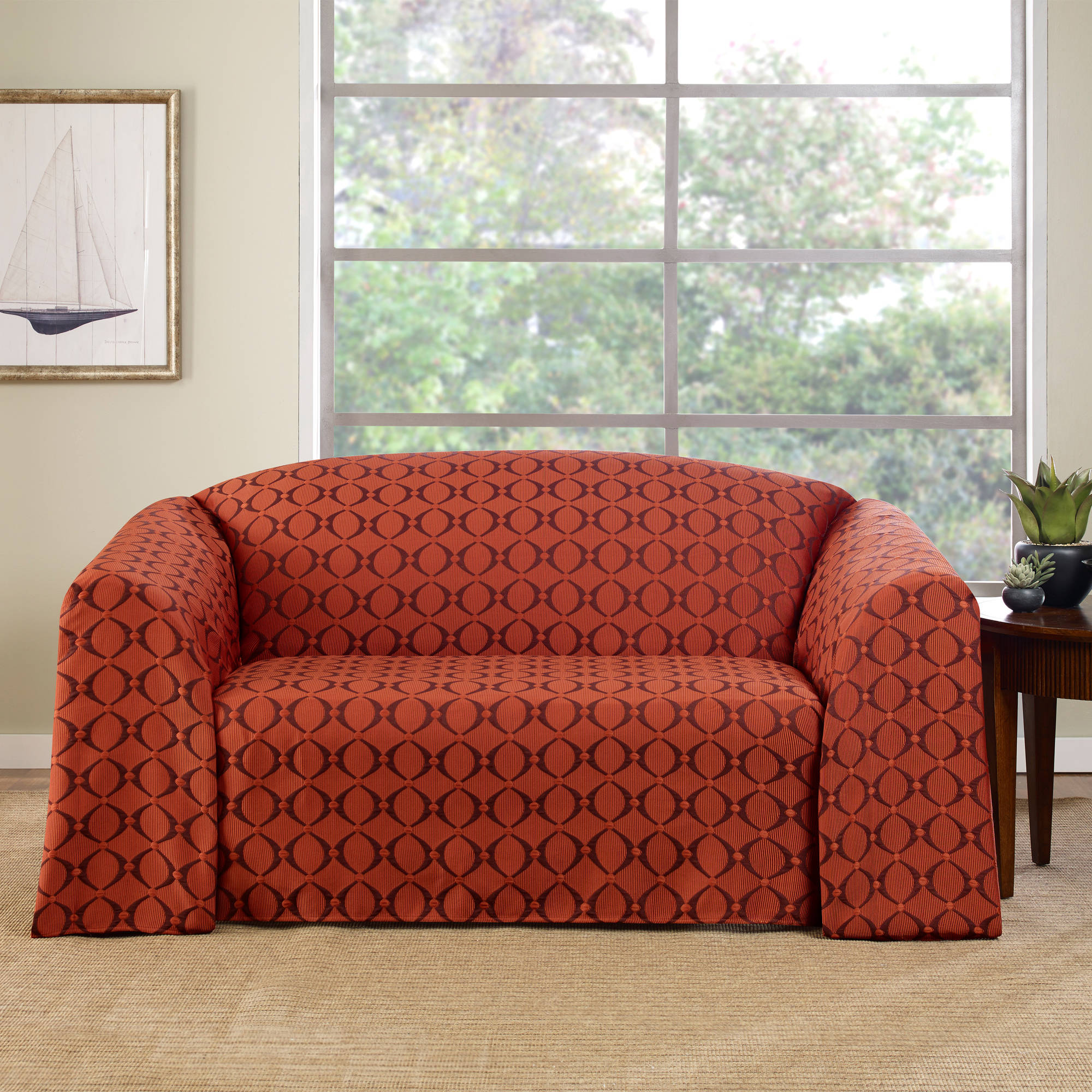 Stylemaster Flynn Woven couch cover