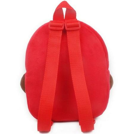 Kid Boy Girl Children Baby Animal Cartoon Bags Backpack Zoo School Lunch Bag Rucksack - image 2 of 5