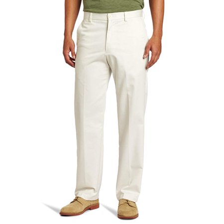 IZOD Men's American Chino Flat Front Straight-Fit Pant, Pumice, 38W x 29L - image 1 of 1