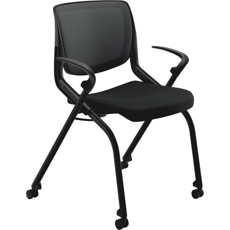 Hon Stacking Chair - HON, HONMN202ONCU10, Motivate Nesting / Stacking Chair, 1 Each