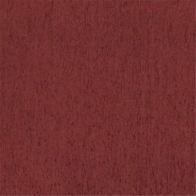 Designer Fabrics A871 54 in. Wide Burgundy, Chenille Upholstery Fabric
