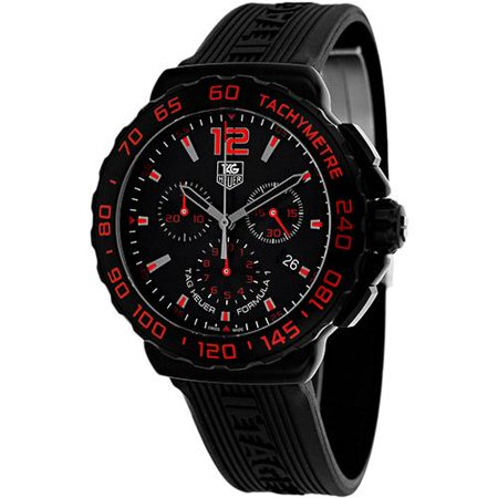 NEW MEN'S TAG HEUER (CAU111D. FT6024) FORMULA ONE CHRONOGRAPH SWISS WATCH