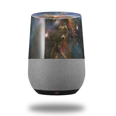 Decal Style Skin Wrap For Google Home Original   Hubble Images   Mystic Mountain Nebulae  Google Home Not Included  By Wraptorskinz