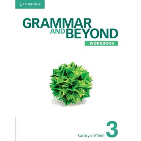 Grammar and Beyond Level 3 Online Workbook (Standalone for Students) Via Activation Code Card L2
