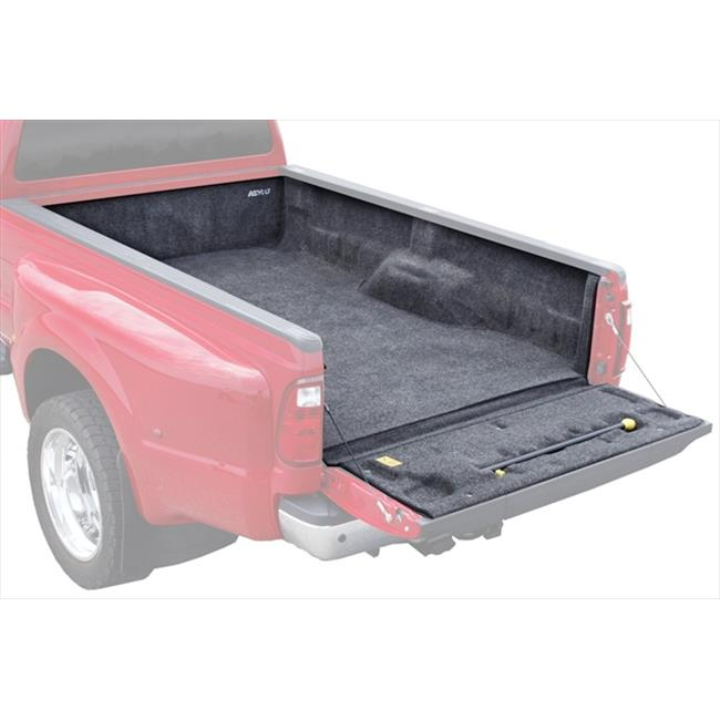 BEDRUG BRQ08SBSGK 6. 5 Ft.  Truck Bed Liner With Gate 2008-2013