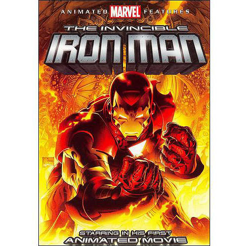 The Invincible Iron Man (Widescreen)