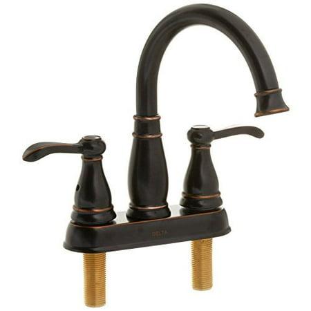 - DELTA FAUCET CO 25984LF-OB-ECO Bronze 2Hand Lav Faucet