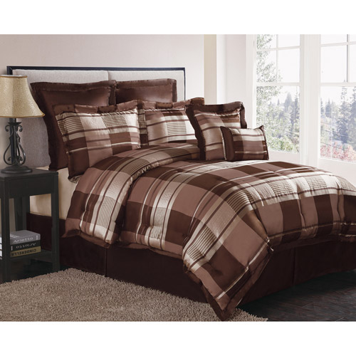 Victoria Classics Dakota 8-Piece Bedding Comforter Set