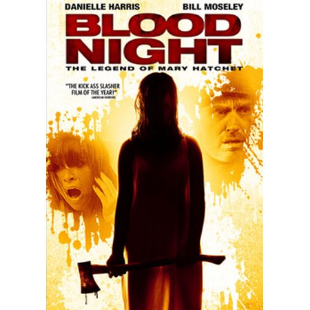 Blood Night: The Legend of Mary Hatchet (DVD) ()