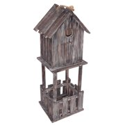 Cheungs 22.5 in x 7.5 in x 8 in Birdhouse