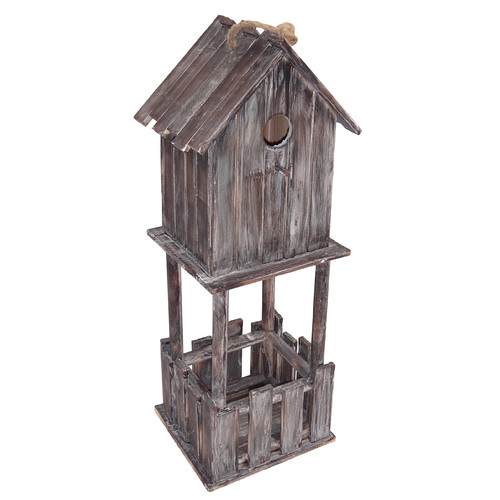Cheungs Decorative 22.5 in x 7.5 in x 8 in Birdhouse